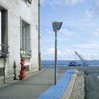 La ligne bleue, Gwenaëlle Magadur, 2007