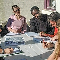Diagnostic territorial sur l'île de Groix, 2010.