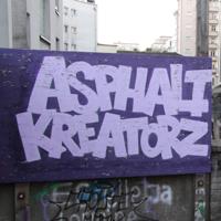 """Asphalt Kreatorz Blaze, © <a href=""""https://www.flickr.com/photos/mikado1201/"""" target=""""_blank"""">Ricardo Gil Martins</a>, droits réservés"""