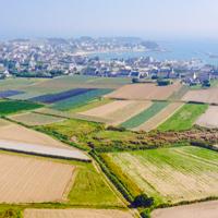 Île de Batz, 2014.