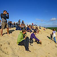 Exposé sur la gestion de la dune du Pilat, voyage M2 2014