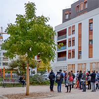 Lyon, ZAC du Bon-Lait à Gerland, Christian Devillers urbaniste, 2016