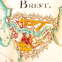 Brest, 17e siècle