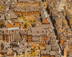 plan-relief de Brest
