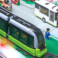 Brest en Lego, ©2017 brest.fr