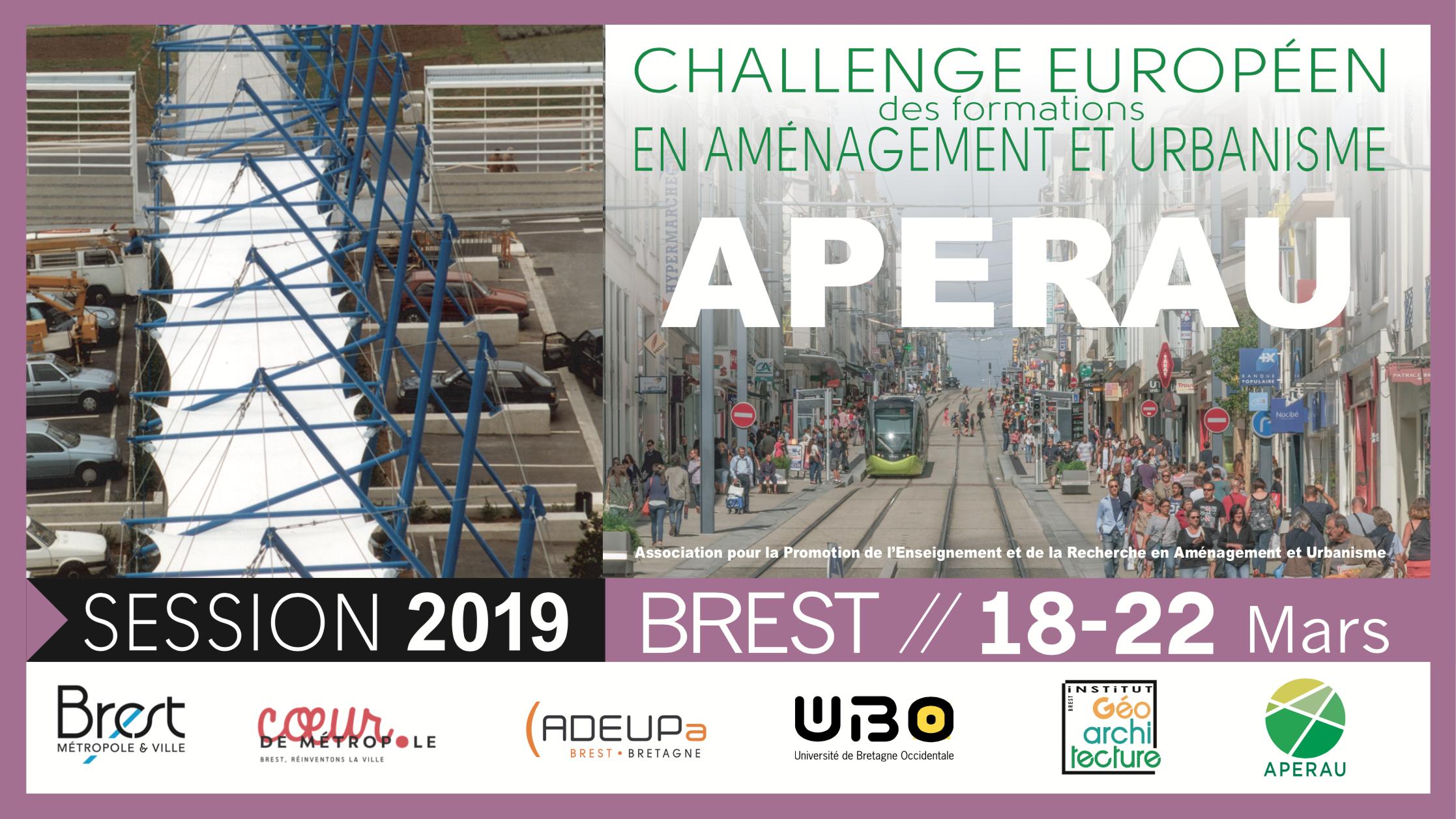 Challenge européen des instituts d'urbanisme