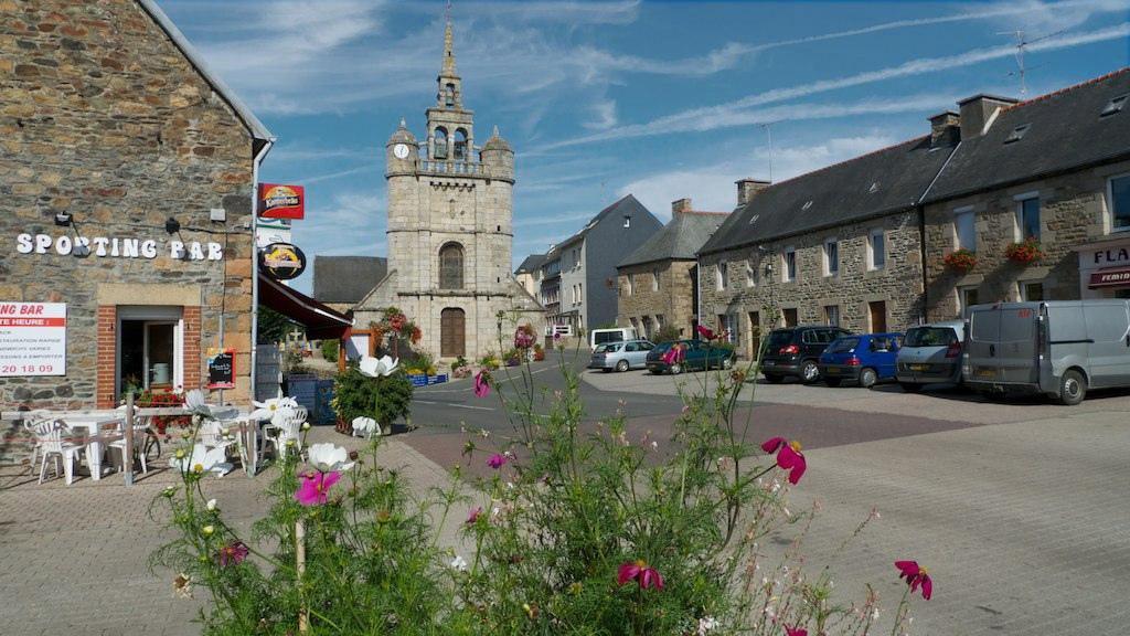 Centre-bourg de Lézardrieux